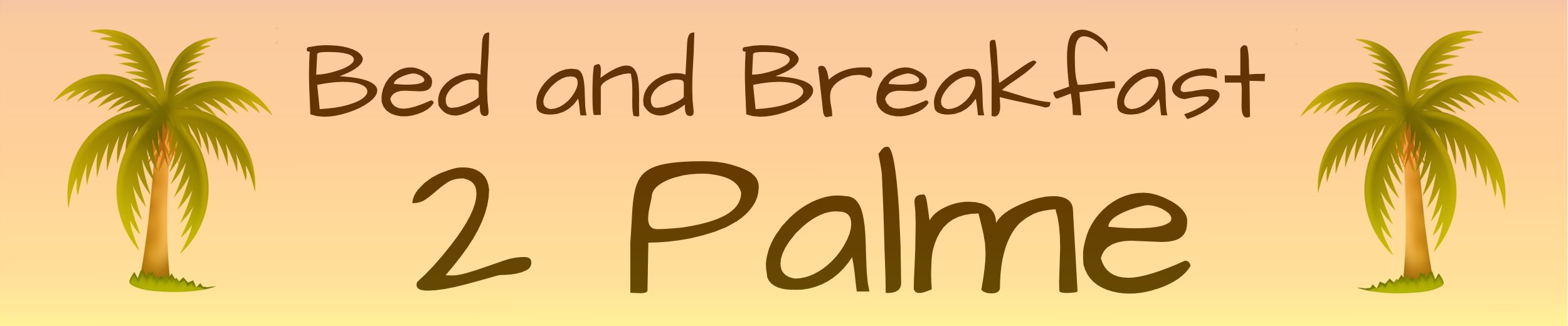 B&B 2 Palme